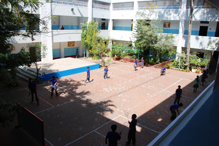 Sri Aurobindo Memorial School Campus